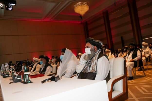 بن بست در مذاکرات کابل-طالبان در قطر، کابل: طالبان خواستار حذف نام جمهوری است