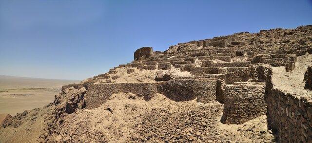 رستم و زال در بزرگترین قلعه کوهستانی شرق ایران چه می کردند؟