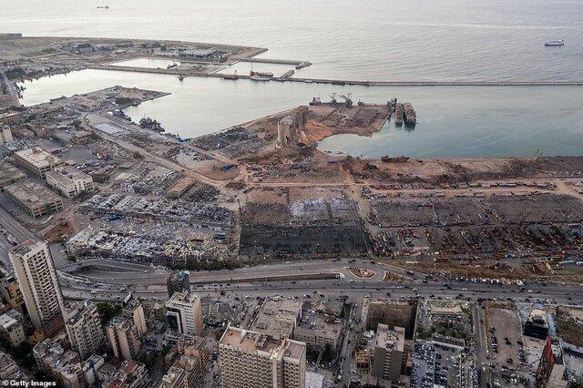 بازداشت 28 تن در پرونده انفجار بیروت