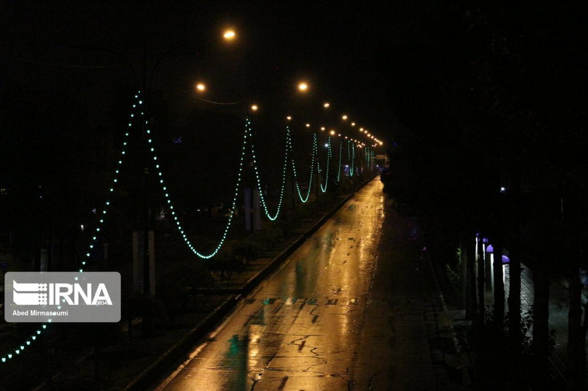 خبرنگاران سمنانی ها در شب اول محدودیت های کرونایی در خانه ماندند