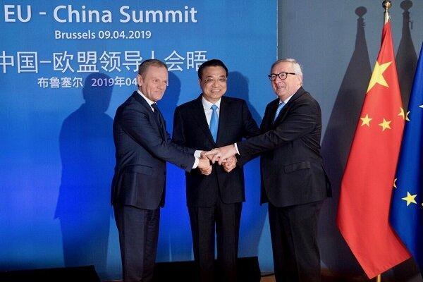 اتحادیه اروپا و چین در آخرین مرحله از توافق عظیم تجاری قرار دارند