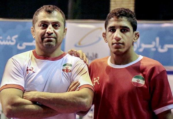 رضایت مربی تیم ملی از عملکرد تنها آزادکار ایران در جام جهانی