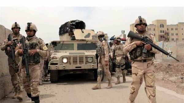 کشف تونل ها و بمب های داعش در صلاح الدین