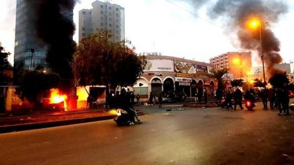 اعتراضات ادامه دار در لبنان علیه شرایط بد مالی