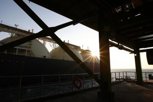 توقف صادرات LNG در یخبندان آمریکا