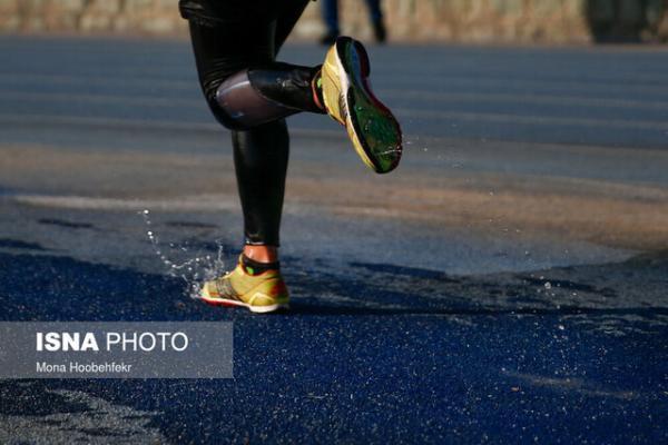 بانوی دونده کم بینا به دنبال سهمیه پارالمپیک با هزینه شخصی