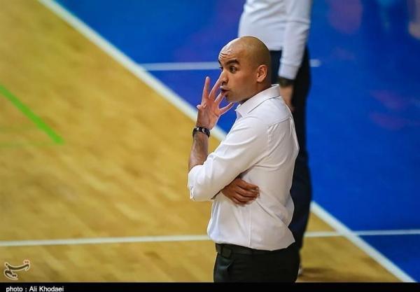 محمدی راد: از بازی تیمم راضی نیستم، بعضی بازیکنان سیرجان عالی کار کردند