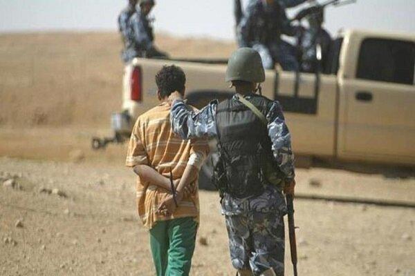 بازداشت77 داعشی در سال جاری میلادی به دست نیروهای عراقی