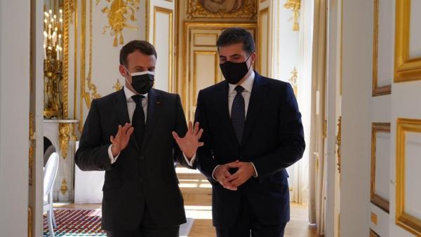 حواشی سفر بارزانی به فرانسه؛ ائتلاف آمریکایی همچنان در عراق می ماند