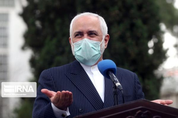 خبرنگاران ظریف: هدف ایران برقراری صلح پایدار در افغانستان است