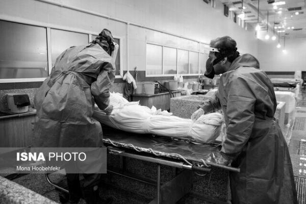 تعداد فوتی های کرونا در البرز به 2707 نفر رسید