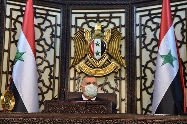 عبدالله در کنار بشار اسد تاییدیه 35 عضو مجلس سوریه را کسب کرد