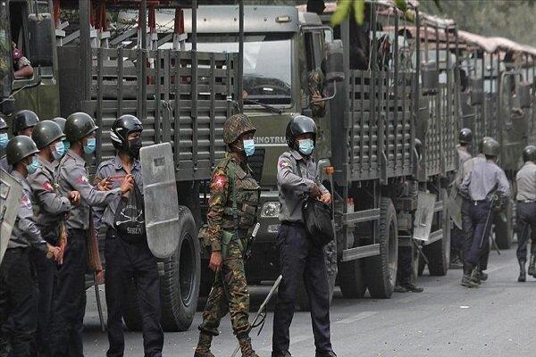 مسکو مخالف کشته شدن غیرنظامیان در میانمار است
