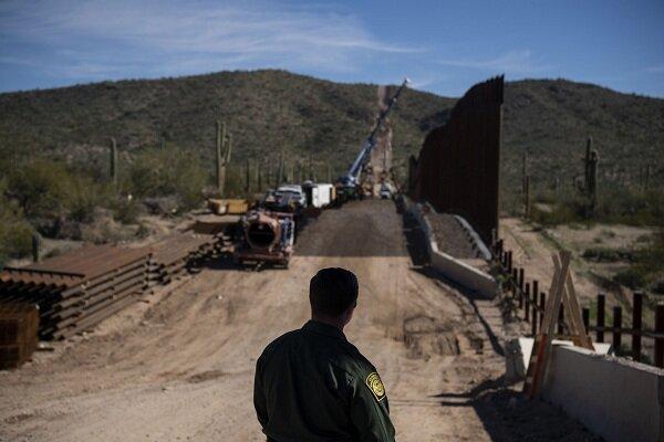بودجه نظامی تکمیل دیوار مرزی آمریکا با مکزیک لغو شد