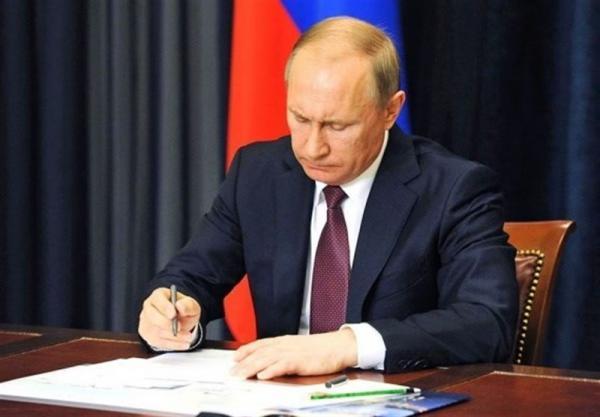 پوتین لایحه خروج روسیه از پیمان آسمان باز را به دوما فرستاد