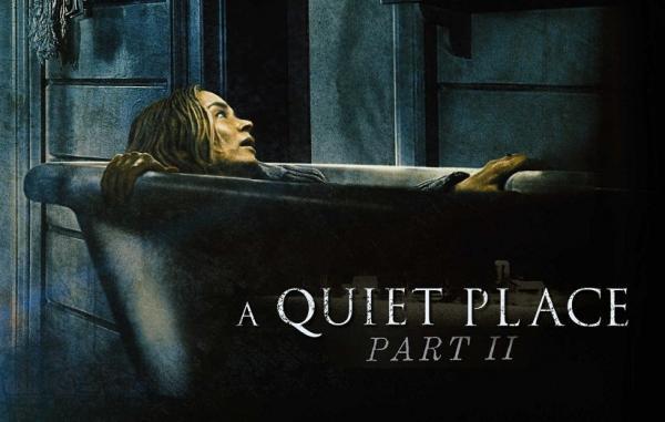 منتقدان درباره فیلم یک مکان ساکت 2 چه می گویند؟