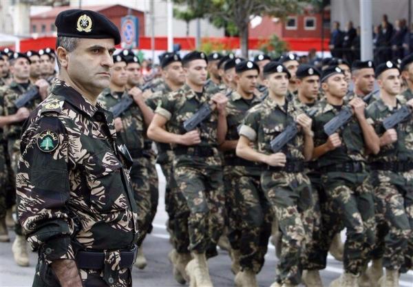 یاری 120 میلیون دلاری آمریکا به ارتش لبنان
