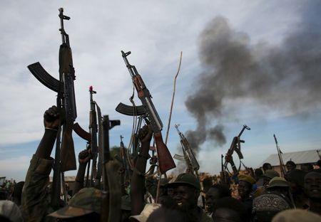 شورای امنیت تحریم تسلیحاتی سودان جنوبی را تمدید کرد