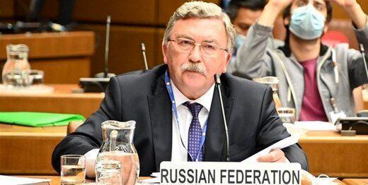 اظهارات جدید اولیانوف درباره مذاکرات برجام