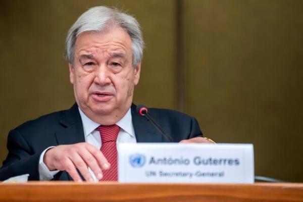 گوترش به دنبال دور دوم دبیرکلی سازمان ملل