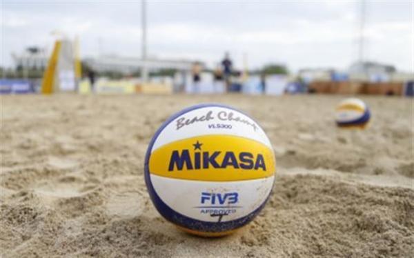 ایرانی ها در والیبال ساحلی قهرمانی آسیا قضاوت می کنند