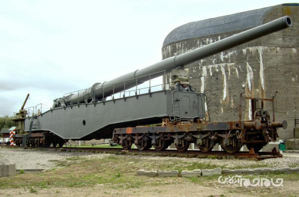 ابرتانک های غول پیکر و سنگینی که در جنگ جهانی دوم ساخته شدند