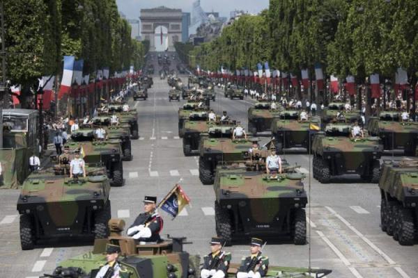 ماجرای داستان های علمی تخیلی ارتش فرانسه!