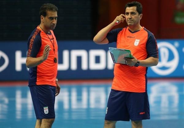هاشم زاده: صعود به نیمه نهایی جام جهانی هم افتخاری عظیم است، مقابل آرژانتین بهتر بازی می کنیم